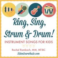 Ring, Sing, Strum & Drum Album Cover