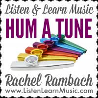 Hum a Tune Album Cover