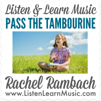 Pass the Tambourine Album Cover