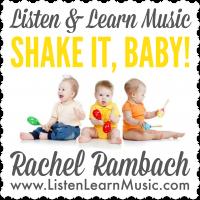 Shake It Baby Album Cover