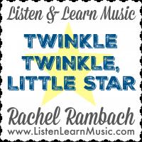 Twinkle Twinkle Little Star Album Cover