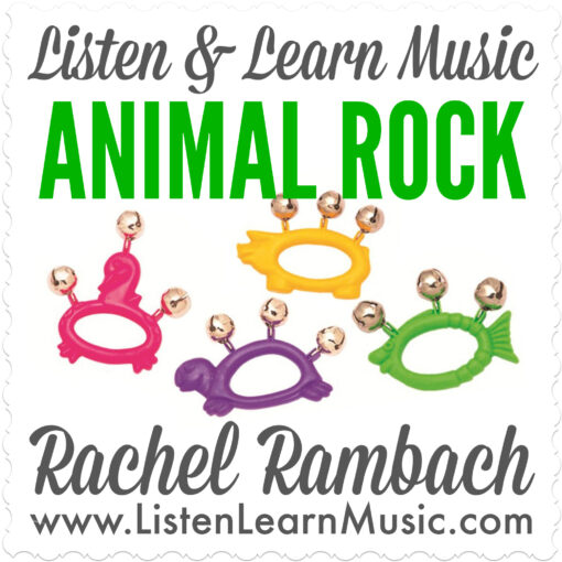 Animal Rock Album Cover