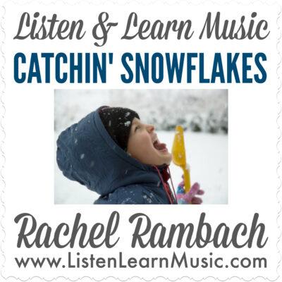 Catchin' Snowflakes Album Cover