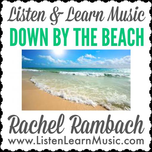 Down by the Beach Album Cover