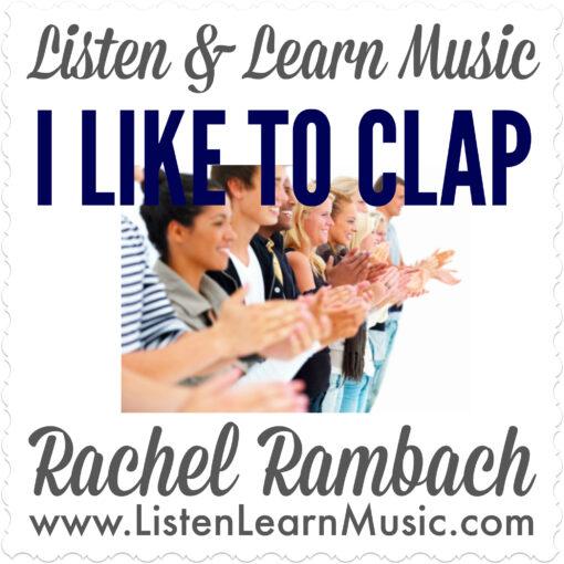 I Like to Clap