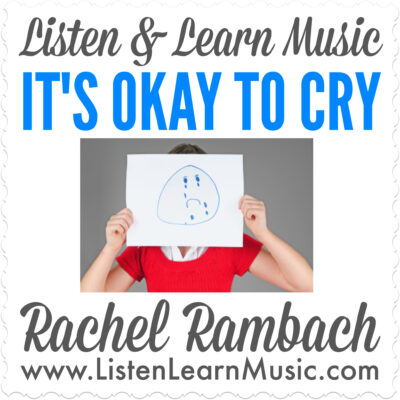 It's Okay to Cry Album Cover