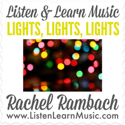 Lights, Lights, Lights Album Cover
