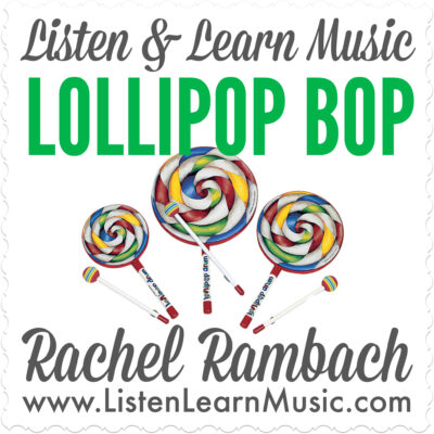 Lollipop Bop Album Cover