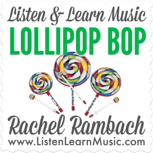 Lollipop Bop Album Cover