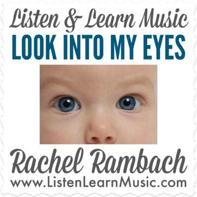 Look Into My Eyes Album Cover