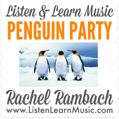 Penguin Party Album Cover