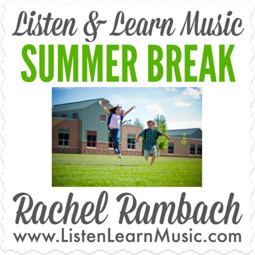 Summer Break Album Cover