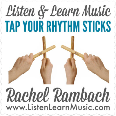 Tap Your Rhythm Sticks