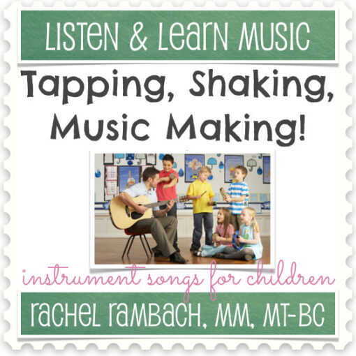 Tapping, Shaking, Music Making Album Cover