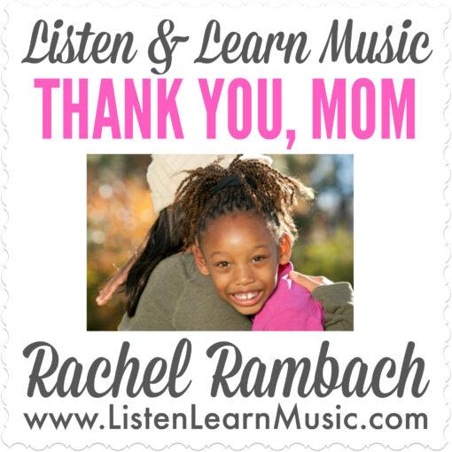 Thank You Mom Album Cover
