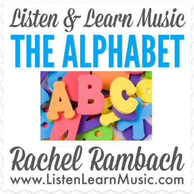 The Alphabet Album Cover