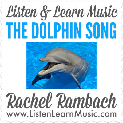 The Dolphin Song Album Cover