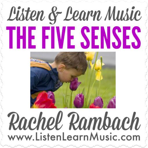 The Five Senses Album Cover