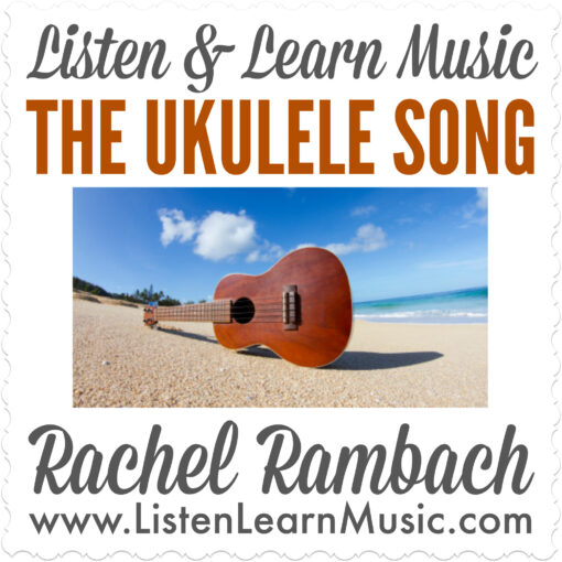 The Ukulele Song Album Cover