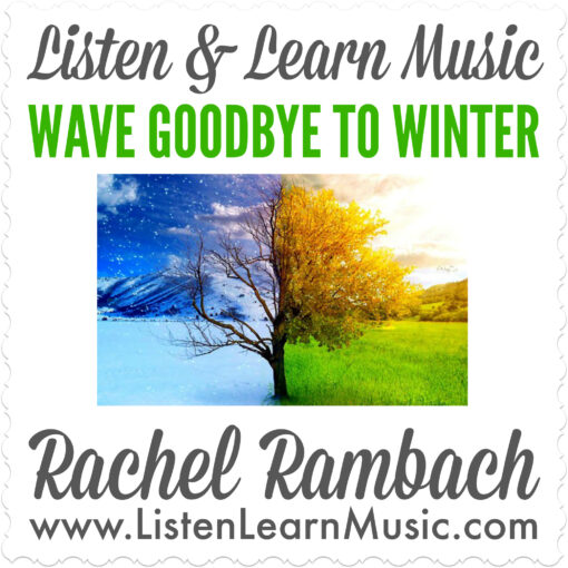 Wave Goodbye to Winter Album Cover