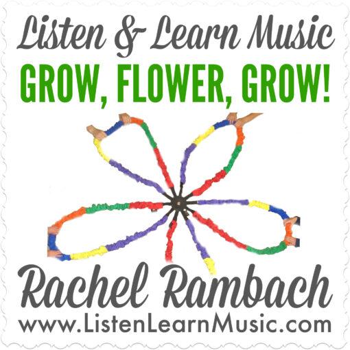 Grow Flower Grow Album Cover