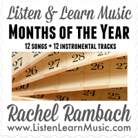 Months of the Year Album Cover