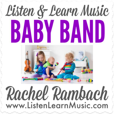 Baby Band Album Cover