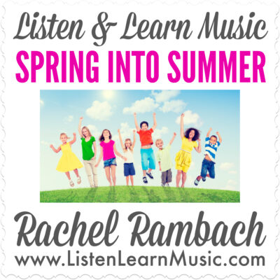 Spring Into Summer Album Cover