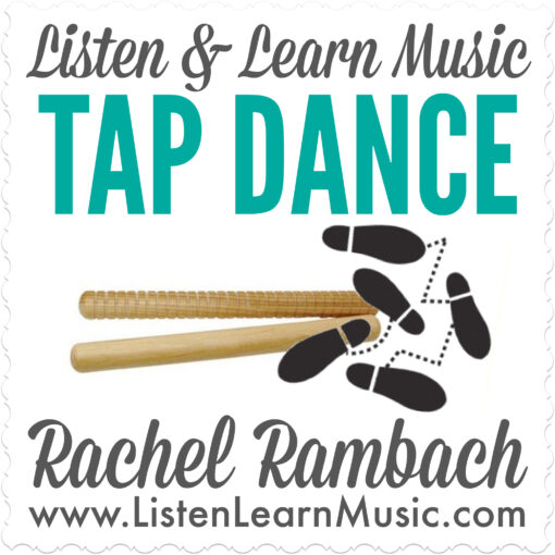 Tap Dance Album Cover