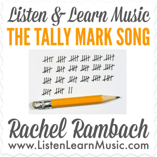 The Tally Mark Song Album Cover