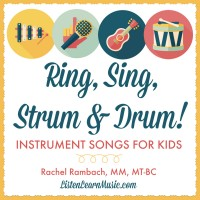 Ring, Sing, Strum & Drum Album Cover