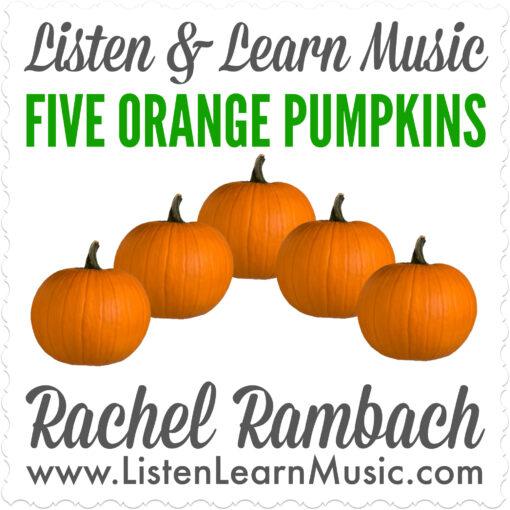 Five Orange Pumpkins Album Cover