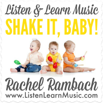 Shake It Baby Album Cover