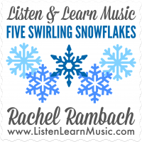 Five Swirling Snowflakes Album Cover