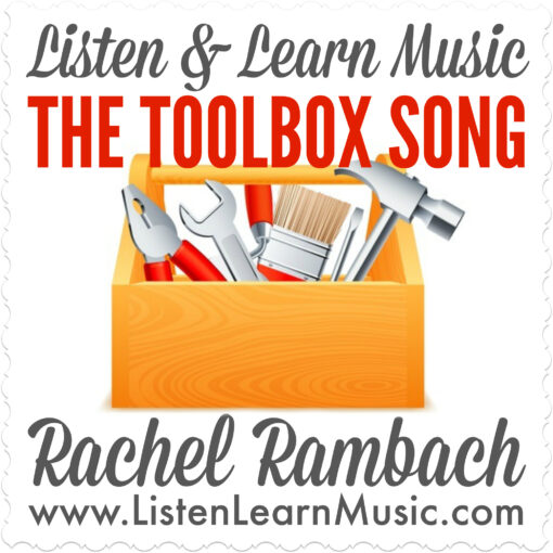 The Toolbox Song Album Cover