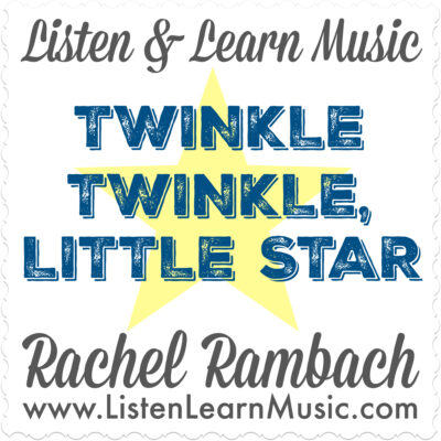 Twinkle Twinkle Little Star Album Cover