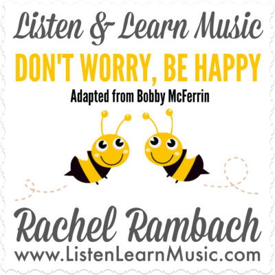 Don't Worry, Be Happy Album Cover