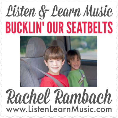 Bucklin' Our Seatbelts Album Cover
