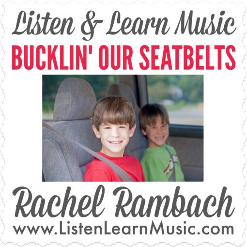 Bucklin' Our Seatbelts Album Cover