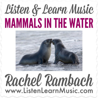 Mammals in the Water Album Cover