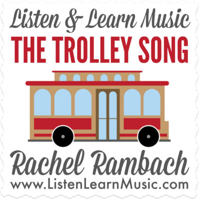 The Trolley Song Album Cover