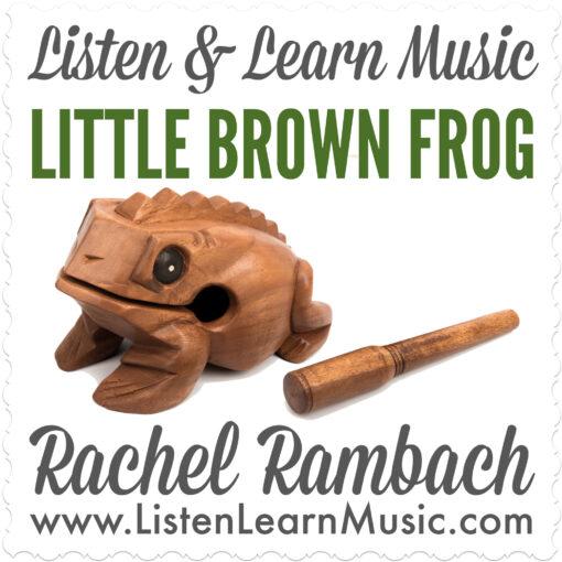 Little Brown Frog