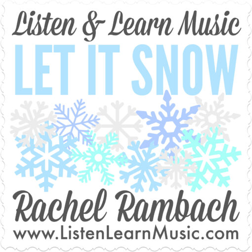 Let It Snow Album Cover