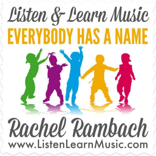 Everybody Has a Name Album Cover