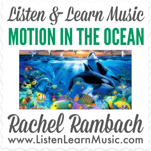Motion in the Ocean Album Cover