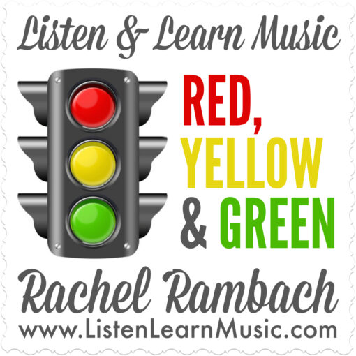 Red, Yellow & Green Album Cover
