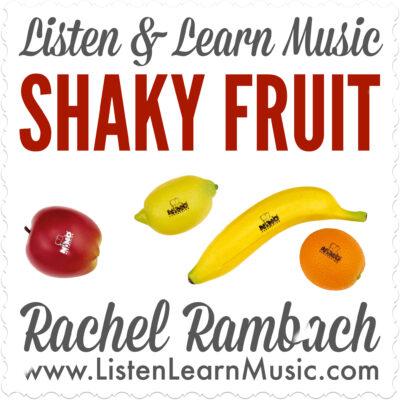 Shaky Fruit Album Cover