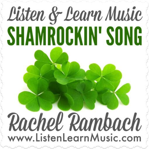 Shamrockin' Song Album Cover