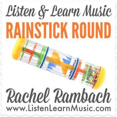 Rainstick Round Album Cover
