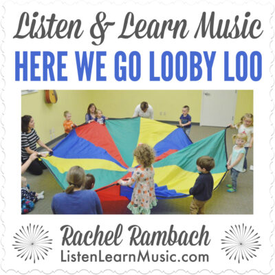 Here We Go Looby Loo Album Cover